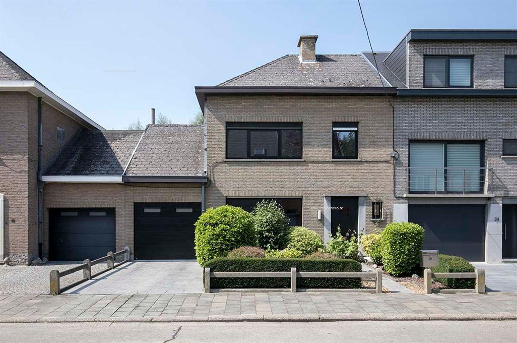 Woning te huur aalst 9300 ref 1367748 immo proxio for Huis met tuin te koop antwerpen