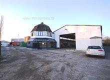 Magazijn in Sijsele, Pardostraat 16