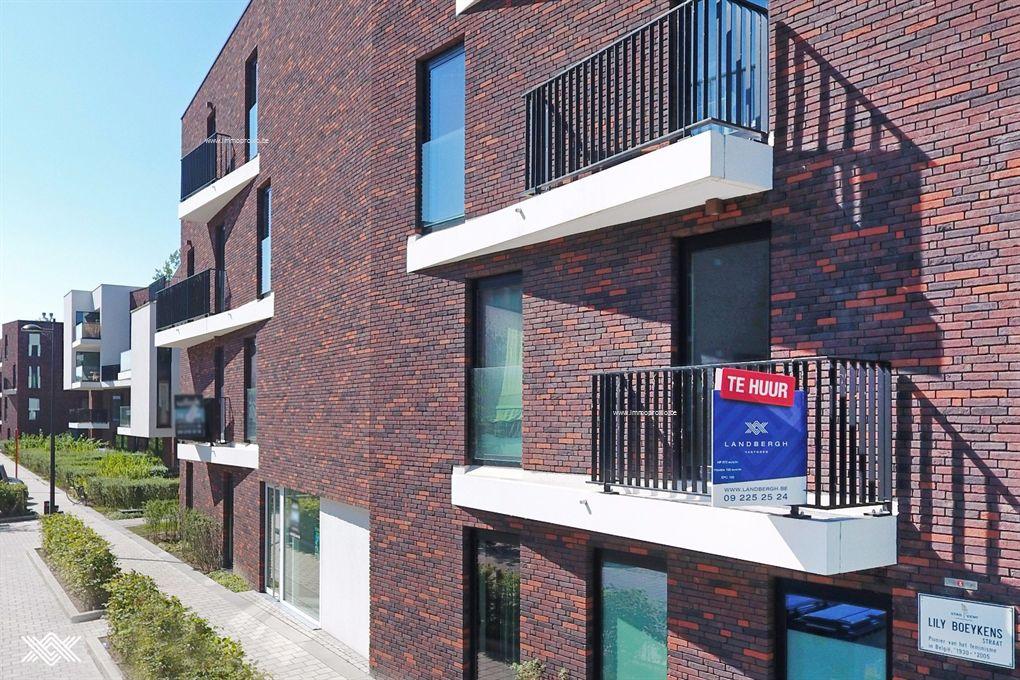 Appartement te huur lily boeykensstraat 2 gent ref for Huis met tuin te huur gent
