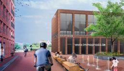 Project in Wetteren, Marktdreef/Scheldekaai