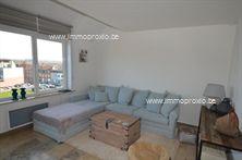 Prachtig lichtrijk appartement met terras en 2 slaapkamers. Vrij 01/07/17. €50/mnd syndic.