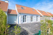 Vissershuisje te koop in De Haan