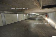 """Gesloten garagebox gelegen in het garagecomplex """"Pentagon"""", in de omgeving van de zeilschool van Duinbergen"""