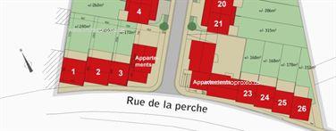Nieuwbouw Staanplaats te koop in Colfontaine, Rue De La Perche 1