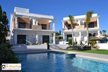Maison neuves a vendre à Rojales