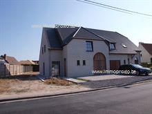 Deze  halfopen en energiezuinige nieuwbouwwoning  is gebouwd en afgewerkt met  prachtigekwaliteitsvolle materialen</stron...