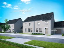 Nieuwbouw Huis in De Pinte, Nieuwstraat