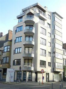 Appartement te huur Oostende