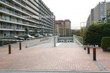 """Ruime, gesloten garagebox in Garagecomplex """"De Lijn"""", gelegen op de verdieping -1 te Nieuwpoort-Bad."""
