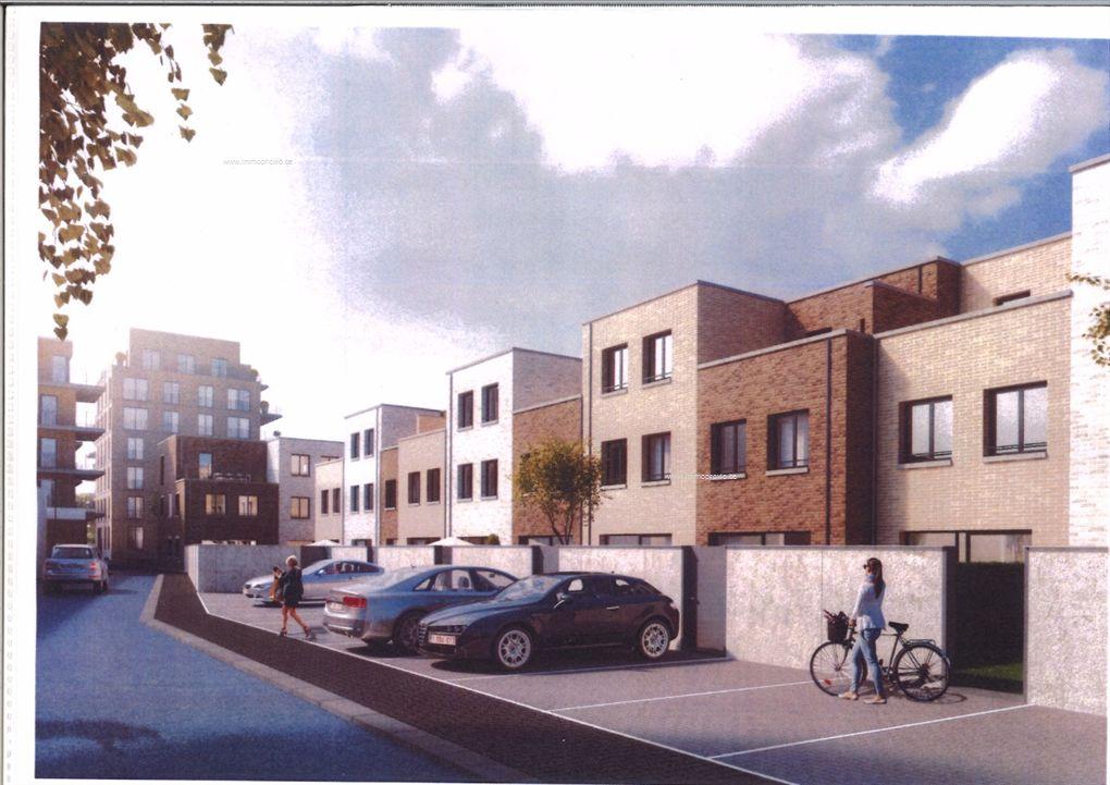 Maison neuf vendre roulers noordstraat ref 1500973 for Maison neuf