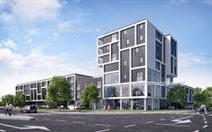 Nieuwbouw Appartement in Hasselt, Boerenkrijgsingel 44C / 2,01