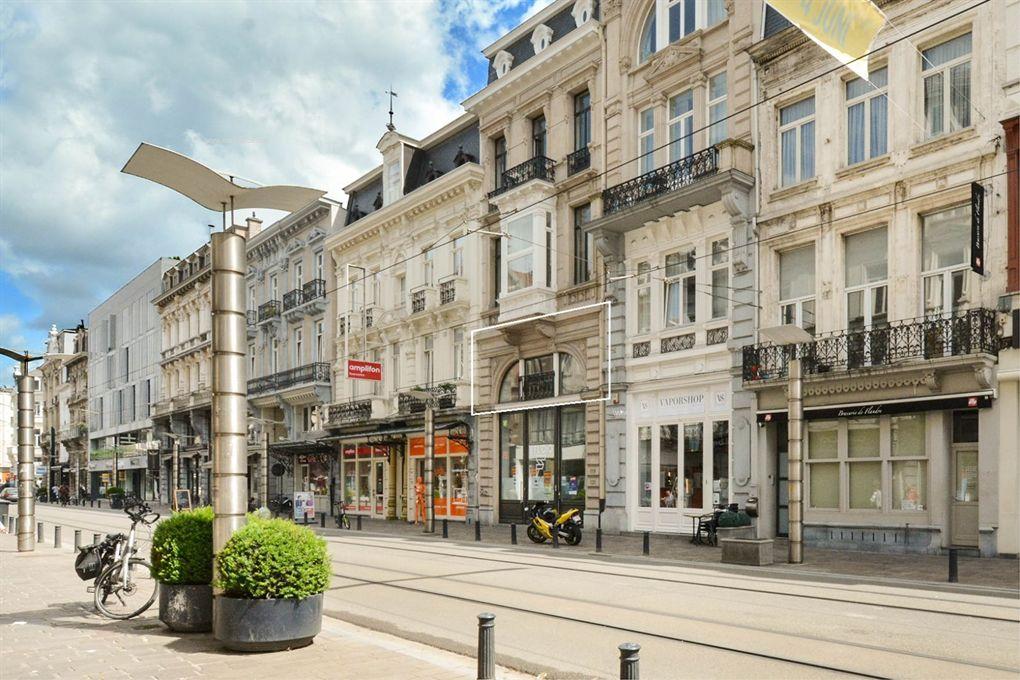 Appartement te huur vlaanderenstraat 119 gent ref for Huis met tuin te huur gent