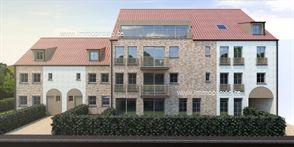 4 Nieuwbouw Appartementen te koop Zulte, Statiestraat 171
