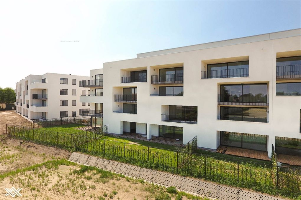 Nieuwbouw appartement verhuurd sente clarenhof 11 for App te huur
