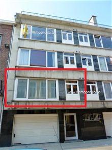 Appartement in Gent, Guldenspoorstraat 7