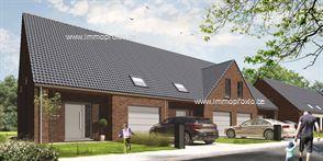5 Nieuwbouw Huizen te koop Waasten, Rue Du Touquet 359 / B