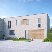 Nieuwbouw Woning in Kontich, Deken Jozef Van Herckstraat 21