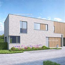 Nieuwbouw Woning in Kontich, Deken Jozef Van Herckstraat 19