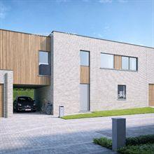 Nieuwbouw Woning in Kontich, Deken Jozef Van Herckstraat 17