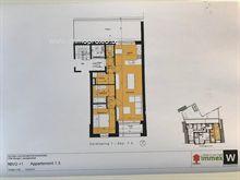 Nieuwbouw Appartement te koop Waregem, Zeswegenstraat 40 / 1.3