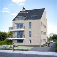3 Appartements neufs a vendre à Zaffelare