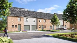 Nieuwbouw Huis te koop in Sint-Amandsberg