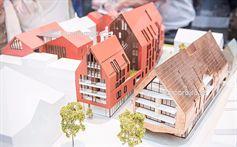 Nieuwbouw Appartement in Hasselt, Walputstraat 1