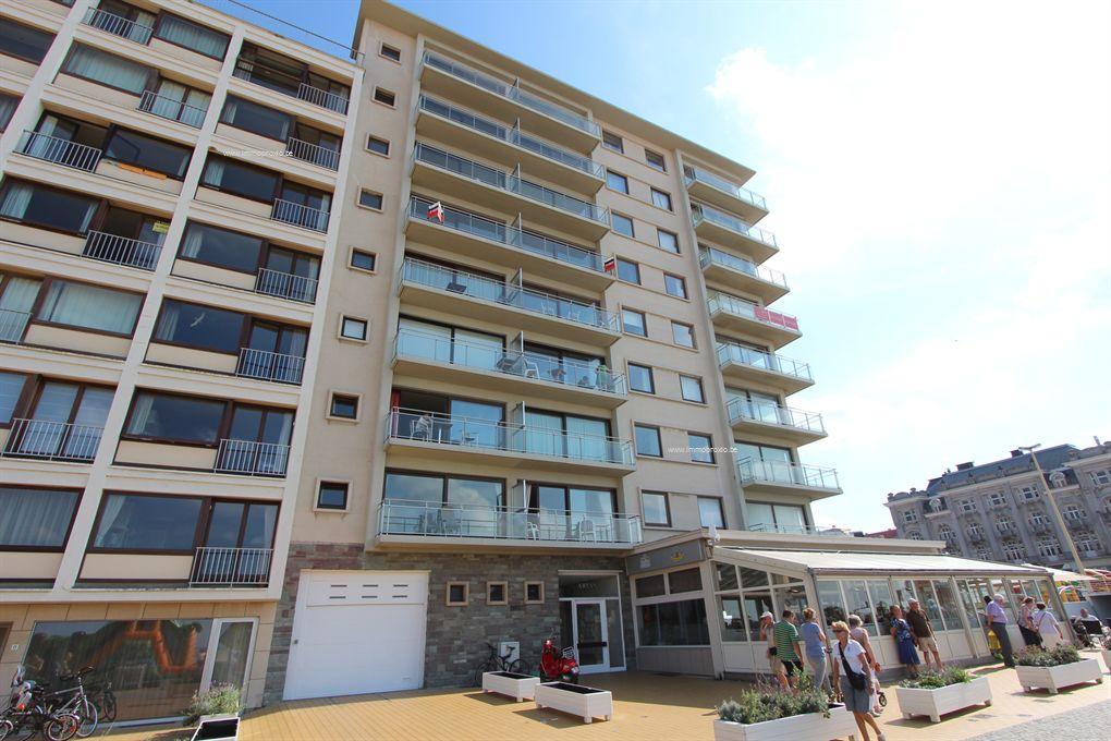 appartement 3 slaapkamers te huur Zeedijk 9 Nieuwpoort, ref. 1640628 ...