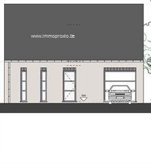 Nieuwbouw Woning in Ekeren (Antwerpen), De Noteschelp 47
