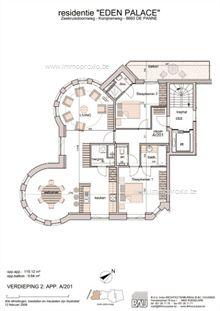 Nieuwbouw Appartement in De Panne, Bortierlaan 16