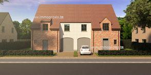 Nieuwbouw Huis in Tielt (8700), Grensstraat