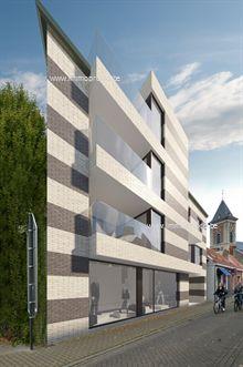 4 Nieuwbouw Appartementen te koop Evergem, Bibliotheekstraat 8