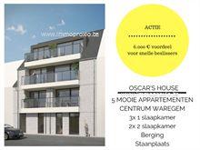 Nieuwbouw Appartement in Waregem, Molenstraat 6