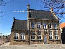Huis in Lo-Reninge, Oude Eiermarkt 9