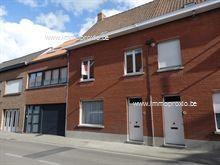 Woning in Kuurne, Harelbeeksestraat 22