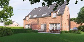 Nieuwbouw Huis in Zwalm, Vredesplein 20