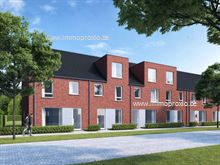 10 Maisons neuves a vendre à Saint-Nicolas