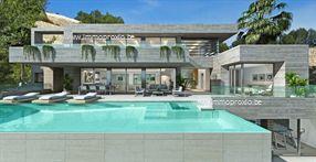 Nieuwbouw Huis te koop in Benissa
