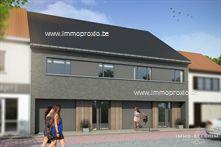 Nieuwbouw Huis in Blankenberge, Scharebrugstraat 40 / B