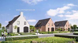 3 Nieuwbouw Huizen te koop Sint-Amandsberg, Kasteelwegel 7