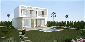 Maison neuf à vendre à Orihuela-Costa, X x
