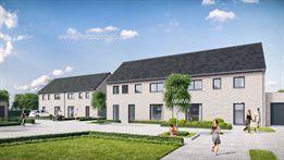5 Nieuwbouw Huizen te koop Oostakker, Marie Mineurstraat 8