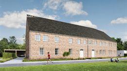 8 Maisons neuves a vendre à Alost (9300)