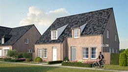 21 Maisons neuves a vendre à Middelkerke