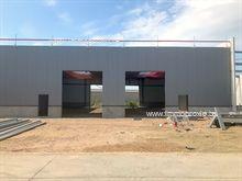 Nieuwbouw Magazijn in Zedelgem