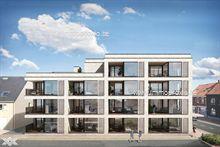 6 Appartements neufs a vendre à Deinze