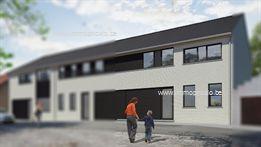 Nieuwbouw Huis te huur in Wijtschate