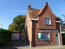 Huis in Zulte, Warandestraat 14