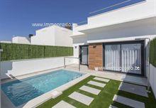 Maison neuves a vendre à Los Alcazares
