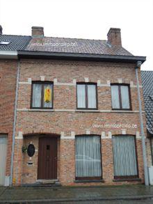 Woning in Menen, Ezelbrugstraat 102